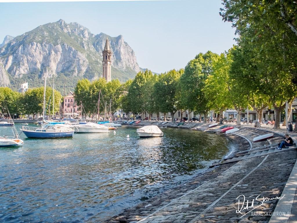 Włoskie wakacje nad jeziorem Como - Lecco