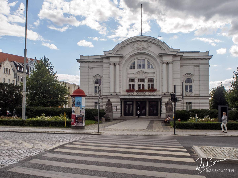 Teatr w Toruniu