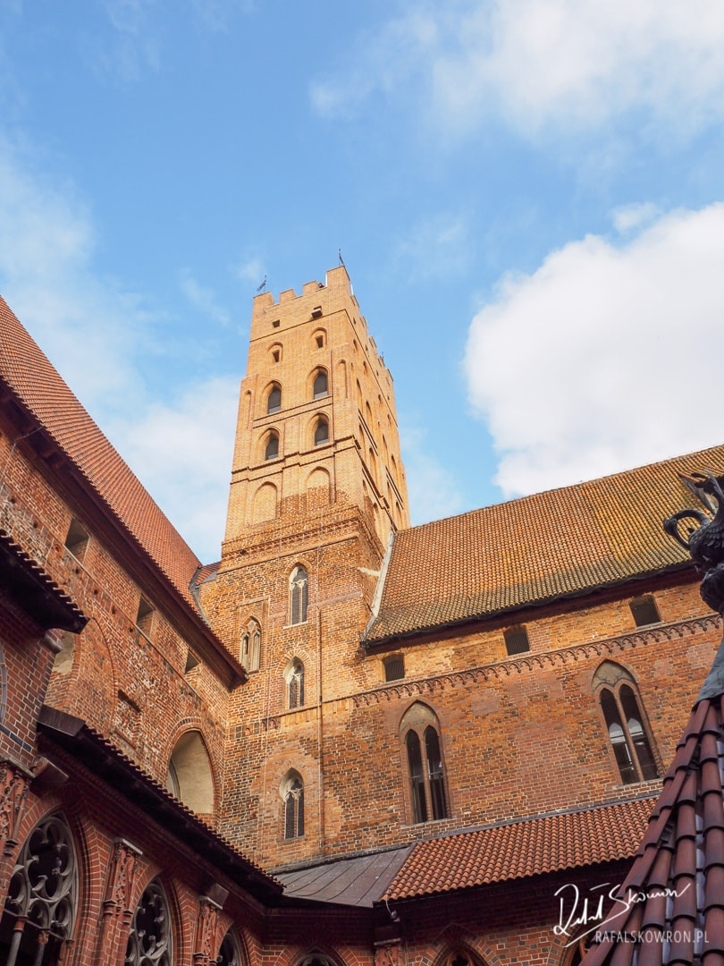 Zamek wysoki