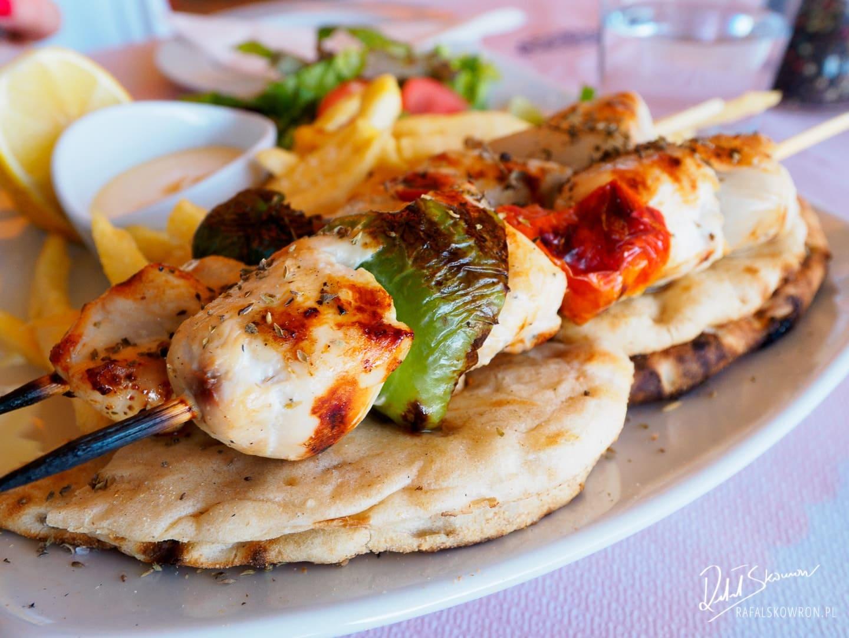 Kuchania grecka i kolejne nadzwyczajne danie - Souvlaki