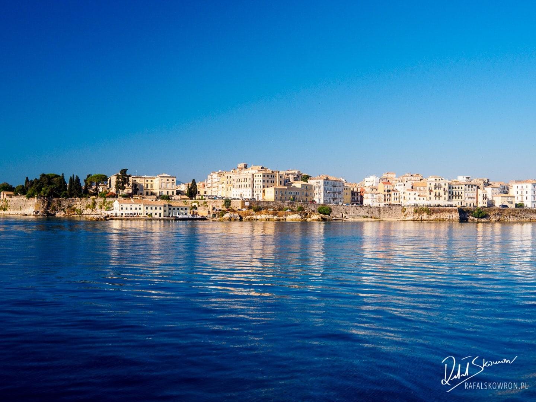 Miasto Korfu - Corfu Town
