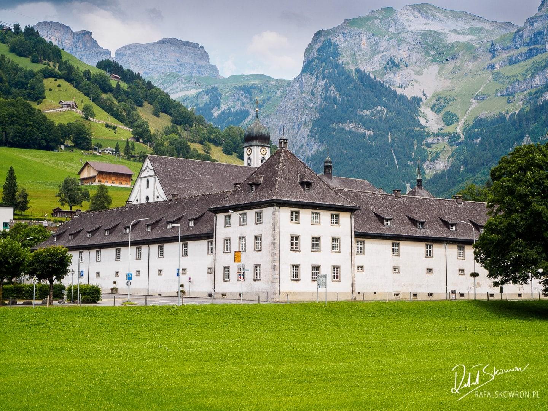 Klasztor w Engelbergu