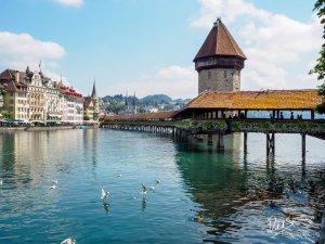 Lucerna Most Klasztorny