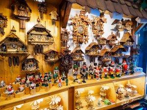 Zegary z kukułką w Vaduz