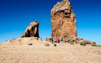 Roque Nublo i Pico de las Nieves – zdobywamy szczyty Gran Canarii