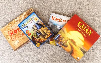 5 najlepszych strategicznych gier planszowych