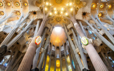 Sagrada Familia – czy warto wchodzić do środka?
