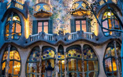 Casa Milà i Casa Batlló – słynne budynki Gaudiego